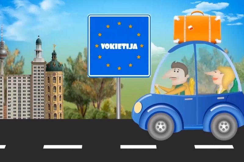 Žinok savo teises keliaujant. Europos vartotojų centras Lietuva