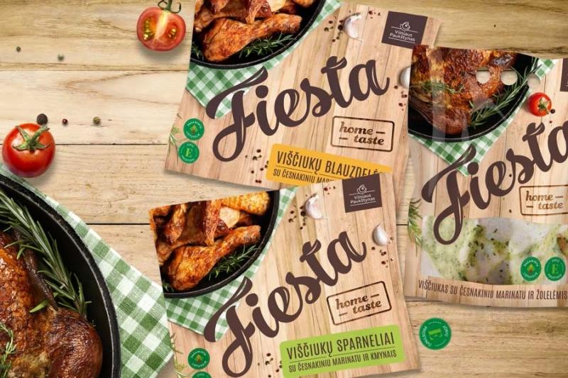 Fiesta Home taste