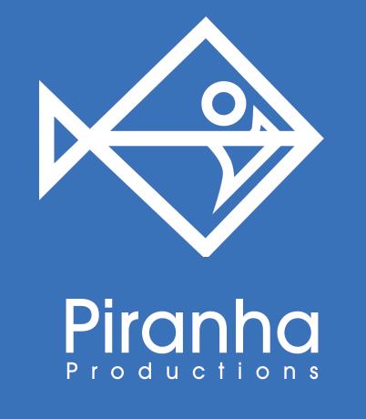 Piranha.lt Logo